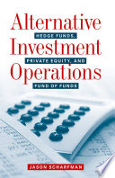 Alternative Investment Operations