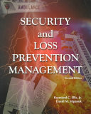 Security and Loss Prevention Management Book