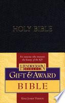 Gift and Award Bible KJV
