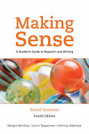 Cover of Making Sense