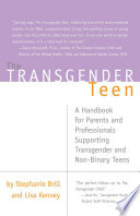 """The Transgender Teen"" by Stephanie Brill, Lisa Kenney"