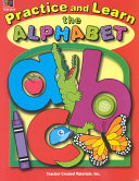Practice and Learn the Alphabet ebook
