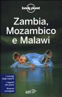 Guida Turistica Zambia, Mozambico e Malawi Immagine Copertina
