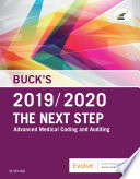 """Buck's The Next Step: Advanced Medical Coding and Auditing, 2019/2020 Edition E-Book"" by Elsevier"