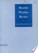 Monthly Weather Review Book