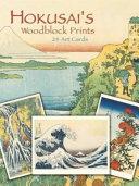 Hokusai's Woodblock Prints