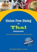 Gluten Free Dining in Thai Restaurants