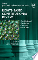 Rights Based Constitutional Review