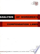 Analysis of Workmen s Compensation Laws