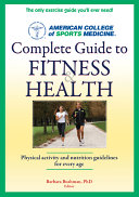 ACSM s Complete Guide to Fitness   Health Book