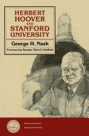 Herbert Hoover and Stanford University