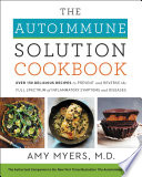 The Autoimmune Solution Cookbook Book