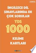 YDS İngilizce Sınavlarında En Çok Sorulan 1000 Kelime