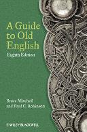A Guide to Old English [Pdf/ePub] eBook