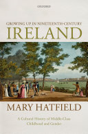 Growing Up in Nineteenth-Century Ireland Pdf/ePub eBook