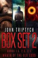 Wrath of the Old Gods: Box Set 2 Pdf/ePub eBook