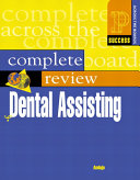 Prentice Hall Health Complete Review Of Dental Assisting