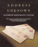 Address Unknown ebook