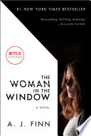 The Woman in the Window A. J. Finn Cover