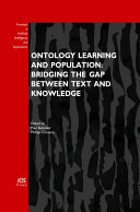 Ontology Learning and Population: Bridging the Gap Between Text and Knowledge