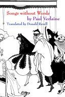 Paul Verlaine Books, Paul Verlaine poetry book