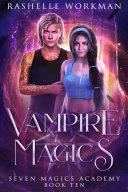 Vampire Magics Pdf/ePub eBook