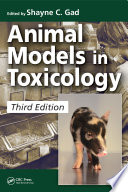 Animal Models in Toxicology Book