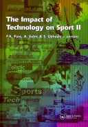 The Impact of Technology on Sport II Book