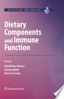 Dietary Components and Immune Function