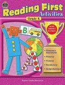 Reading First Activities, Grade K