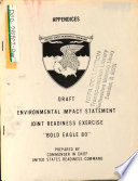 Bold Eagle 80  Joint Readiness Exercise Book PDF