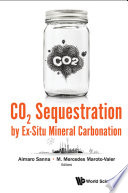 Co2 Sequestration By Ex situ Mineral Carbonation