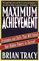 Maximum Achievement [Pdf/ePub] eBook