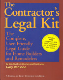 The Contractor s Legal Kit