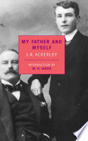 My Father And Myself Book