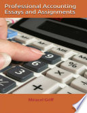 Professional Accounting Essays and Assignments