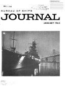 Bureau of Ships Journal