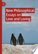 New Philosophical Essays on Love and Loving