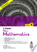 S. Chand's New Mathematics Class X