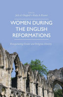 Women during the English Reformations