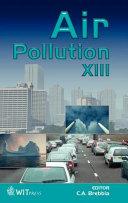Air Pollution Xiii Book PDF