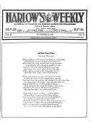 Harlow s Weekly