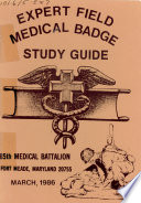 Expert Field Medical Badge Study Guide