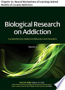 Biological Research On Addiction Book PDF
