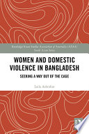Women and Domestic Violence in Bangladesh