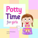 Potty Time for Girls Book