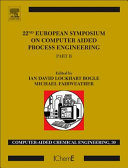 22nd European Symposium on Computer Aided Process Engineering  Part B