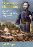 Vicksburg and Chattanooga Book