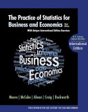 The Practice of Statistics for Business and Economics Book