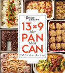 Better Homes and Gardens 13x9 The Pan That Can [Pdf/ePub] eBook
